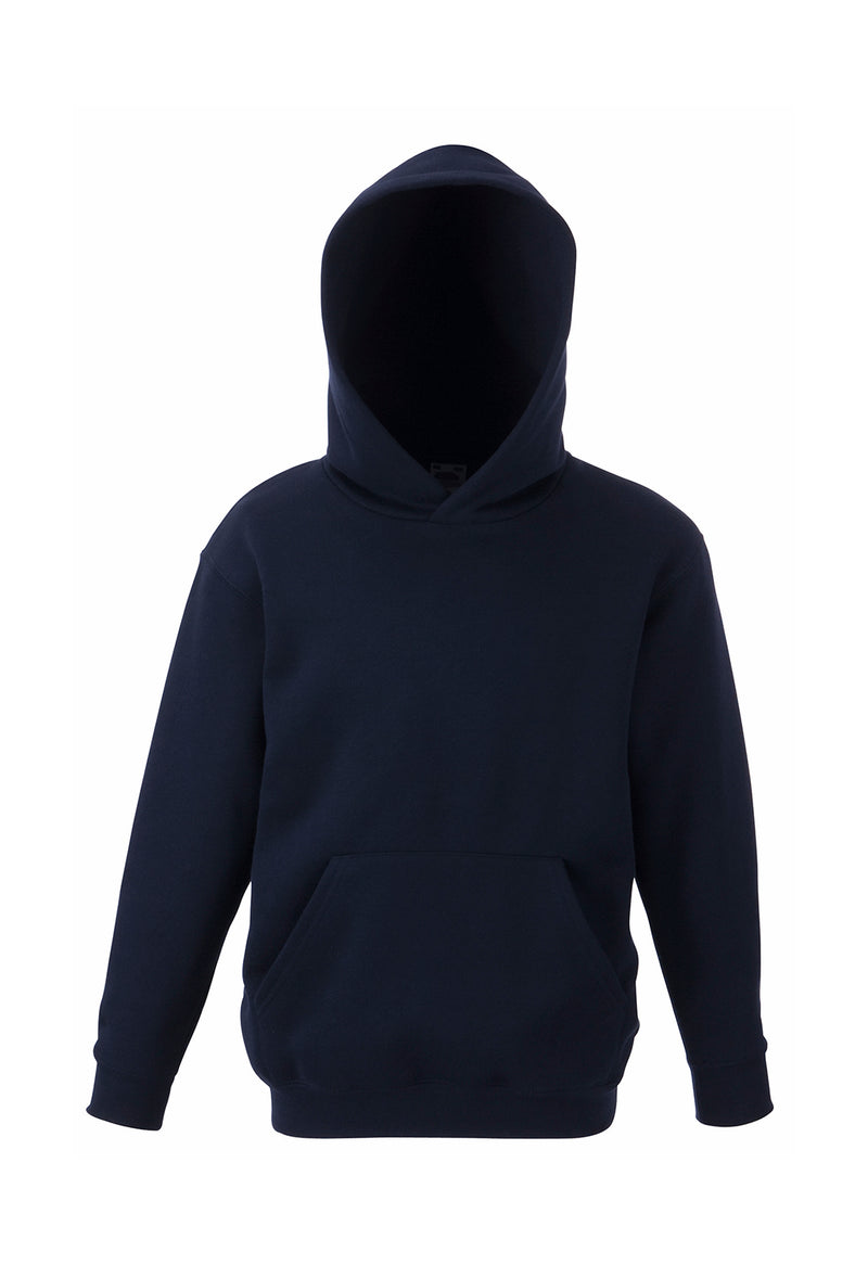 Hooded Sweat Kids, Deep Navy - Berlin International School