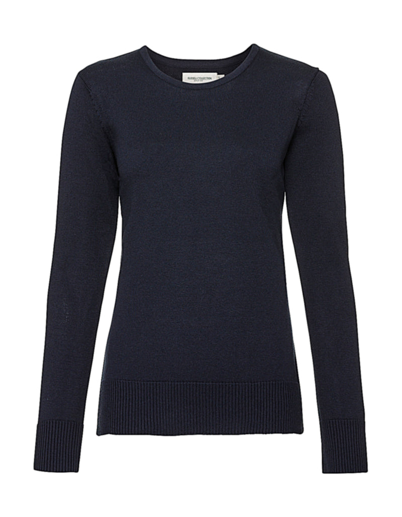 Ladies Pullover, French Navy - Kant Oberschule