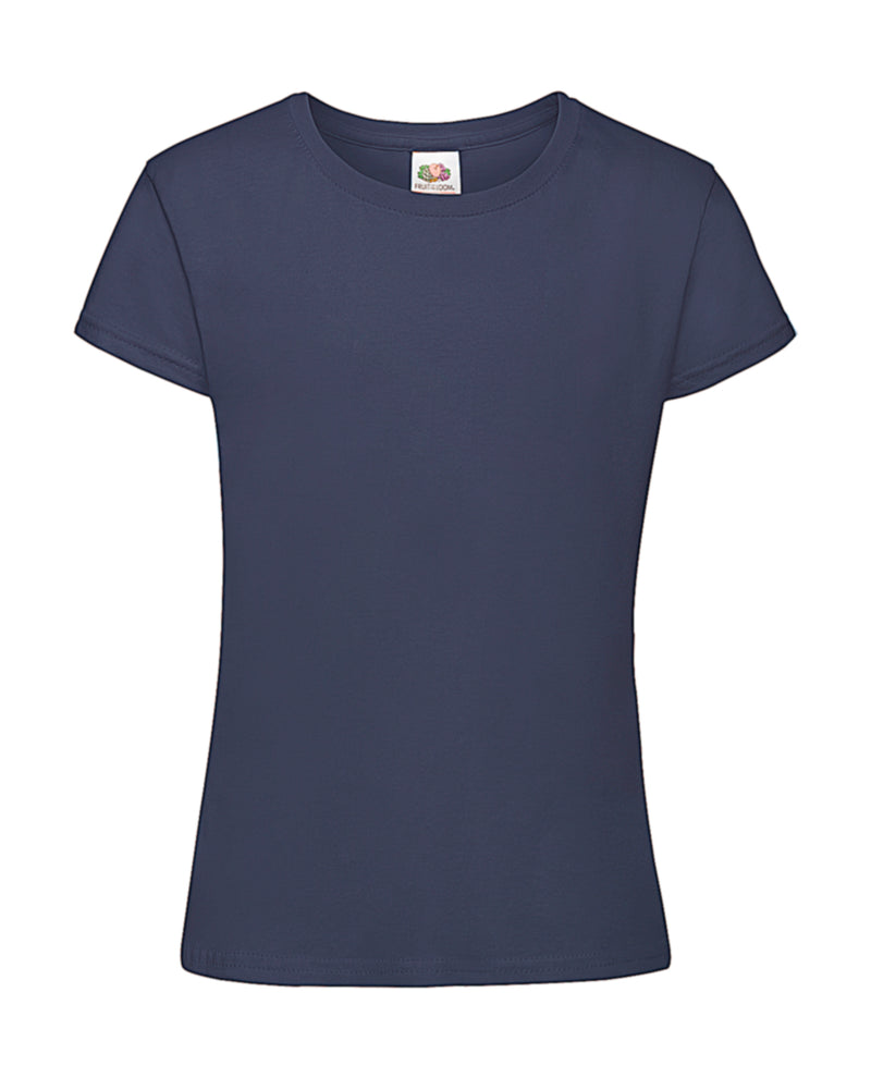 T-Shirt Girls, Navy - Berlin International School