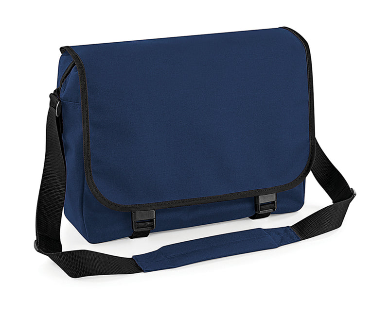 Messenger Bag, French Navy - Kant Oberschule