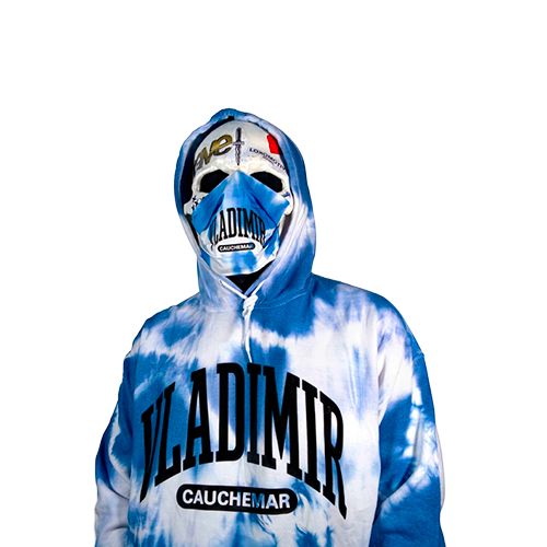 PACK | HOODIE + MASQUE CLOUD BLUE