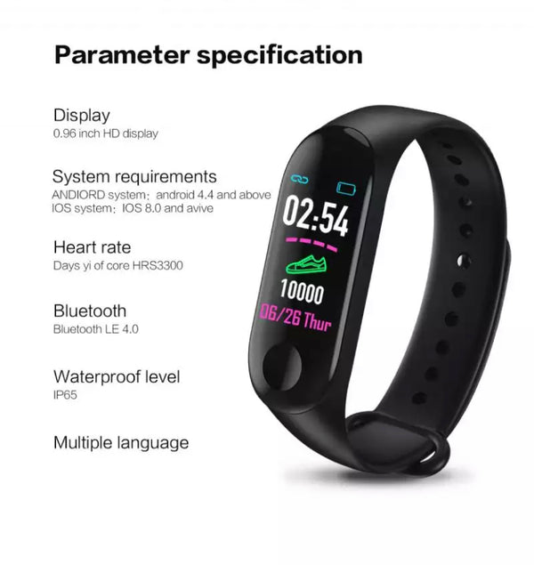 Smart Watch, Fitness