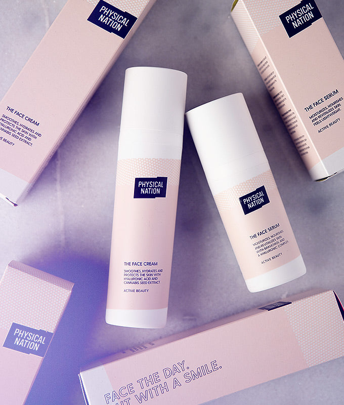 Physical Nation Produktentwicklung Skincare