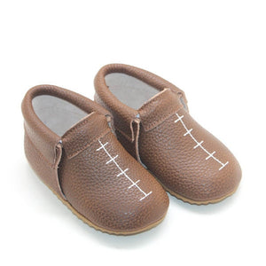 Football Moccasin
