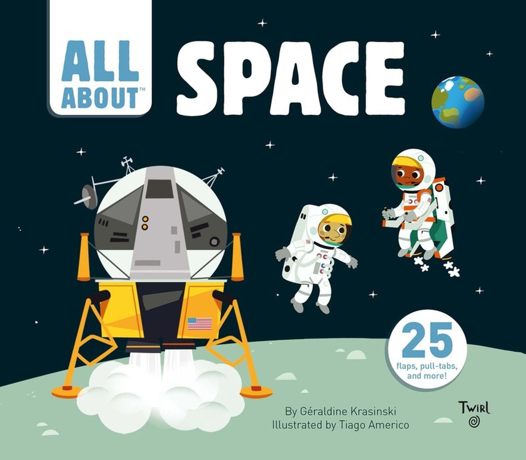 All About Space Book