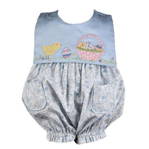 Chick Easter Romper