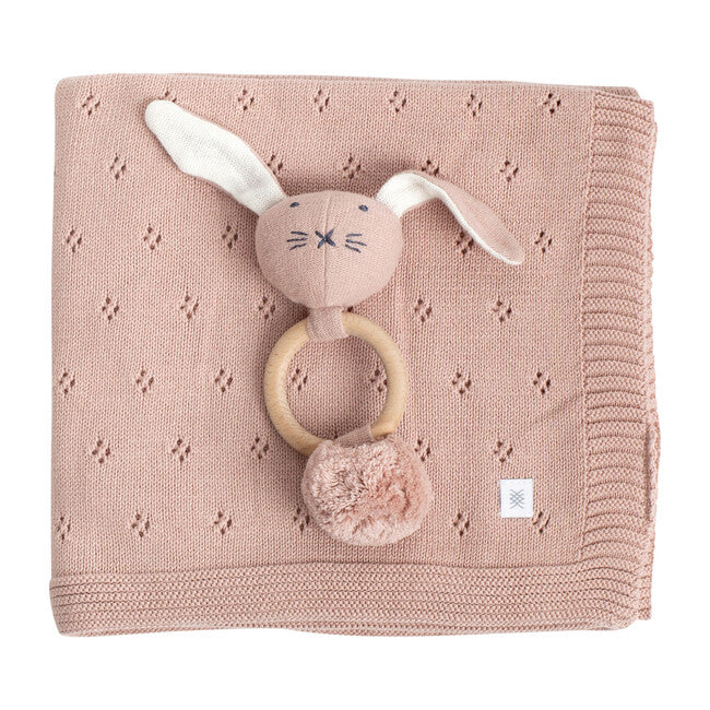 Clover Knit Baby Gift Set