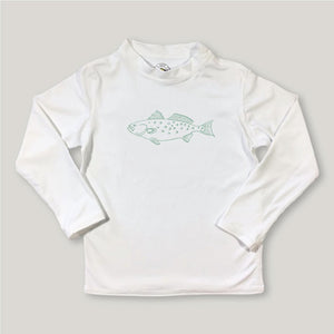 Speckled Trout Rash Guard