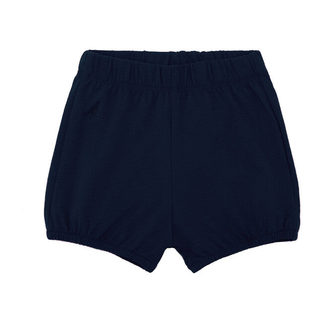 Organic Cotton Bloomers - Navy Blue