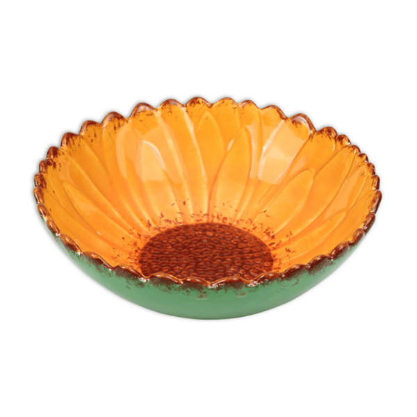Large Sunflower Bowl (B2494)