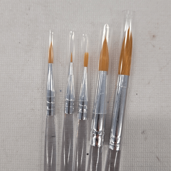 Clear Choice Round Brushes