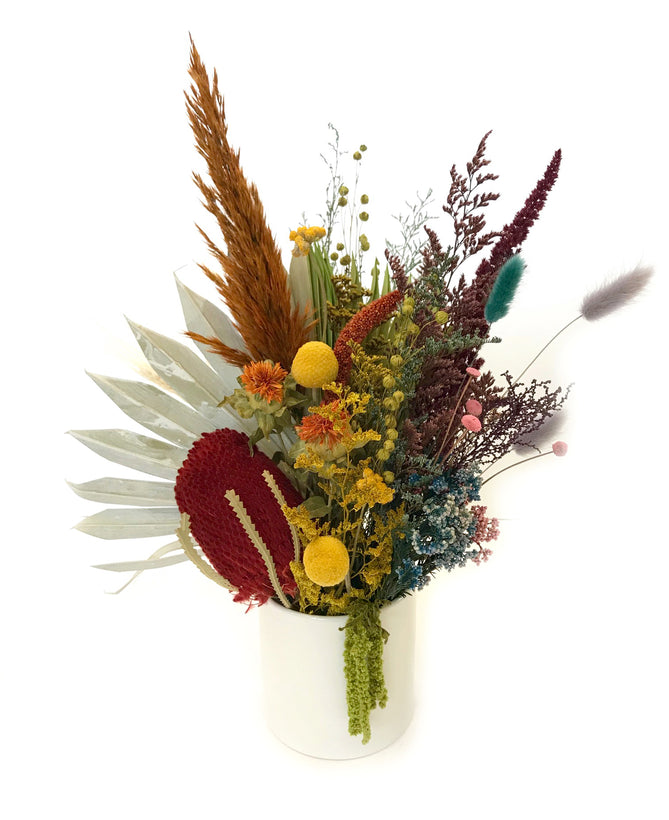 Dried Floral Arrangements