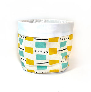 Deco Fabric Pot Cover 6""