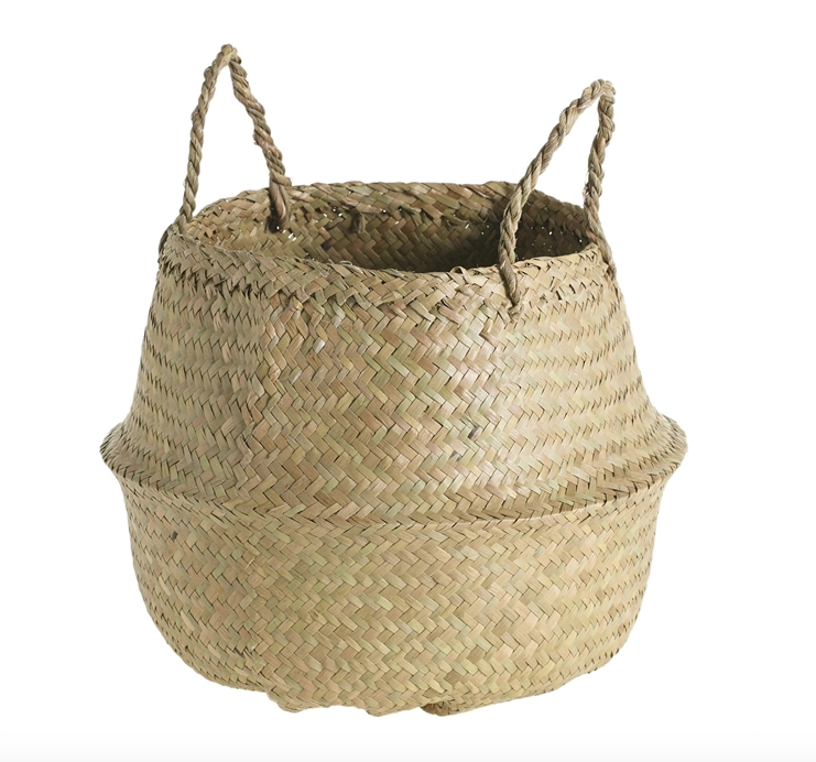 Seagrass Basket Natural