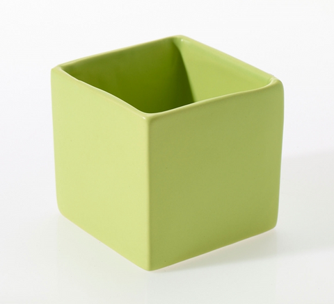 Urban Square Lime Green