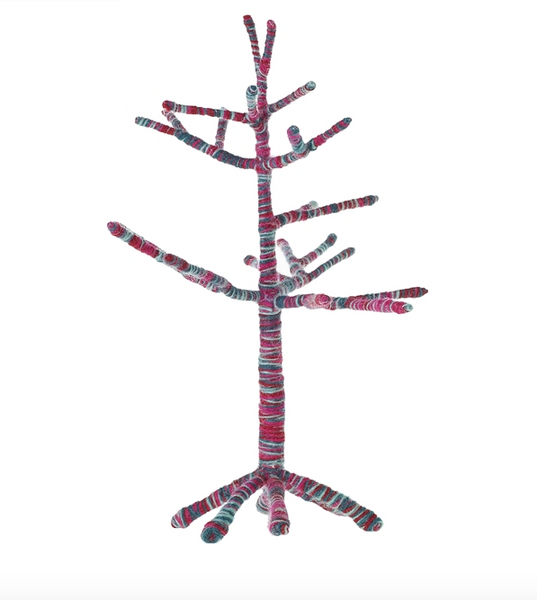 Yarn Twig Trees