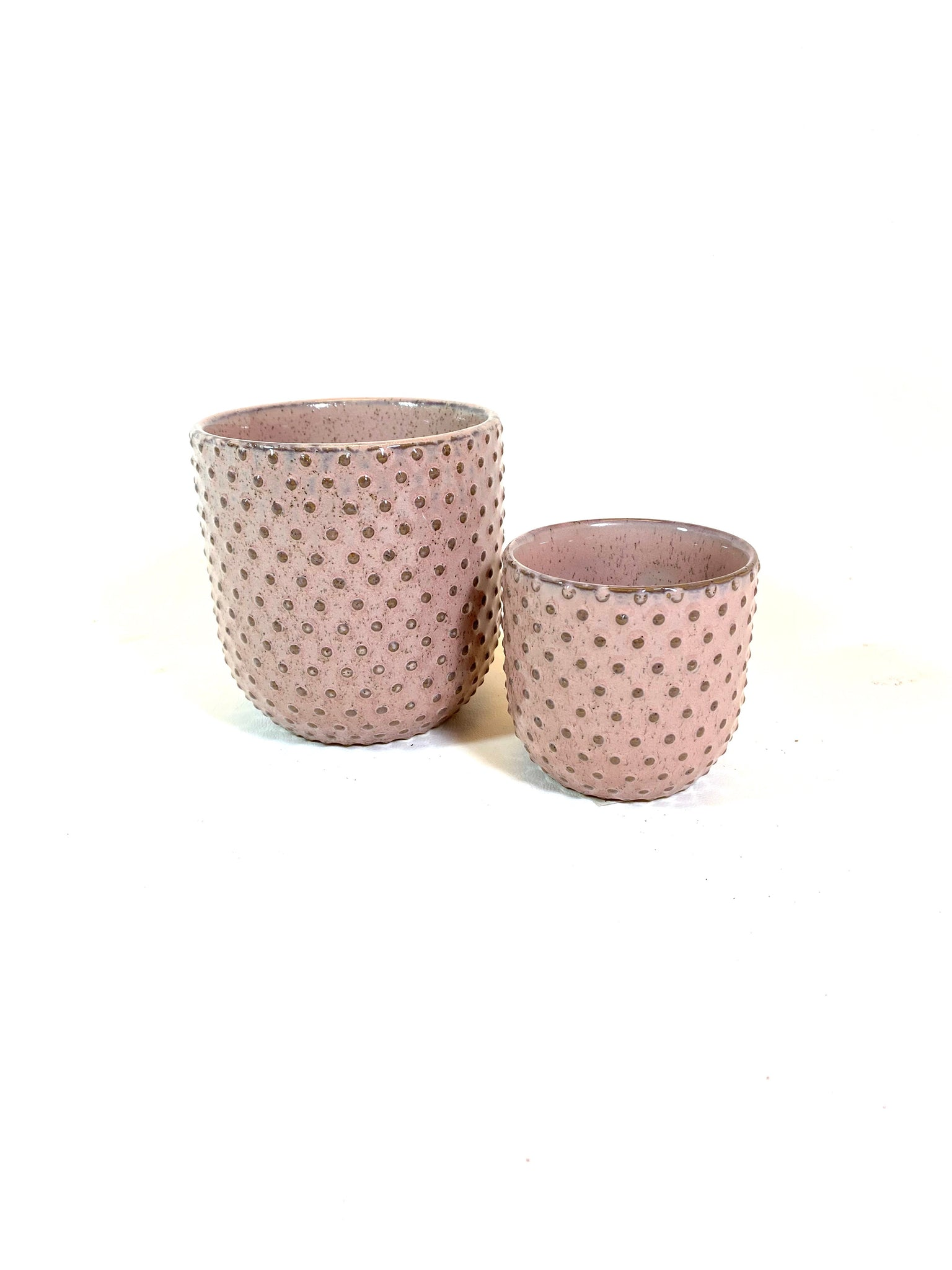 Everly Pink Pot