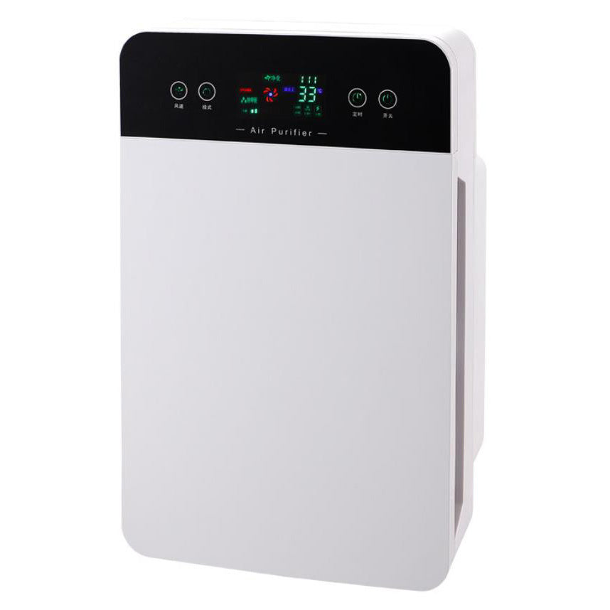 Home Air Purifier (Remote, LCD Display, Filter Included)