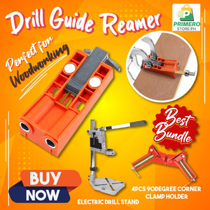 ELECTRIC DRILL GUIDE REAMER TOOL (HEAVY DUTY)