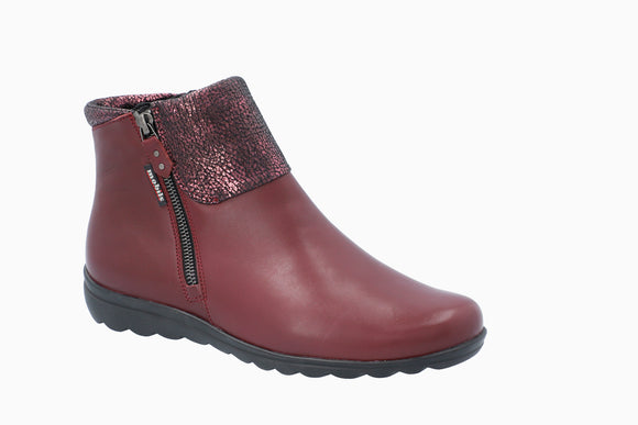 Boots Mobils Catalina Bordeaux