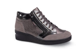 Bottines Mobils Nasera Gris