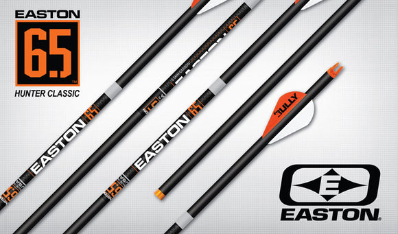 EASTON ARROW 6.5 Hunter Classic 340 2'' Bully Vanes (6PK)