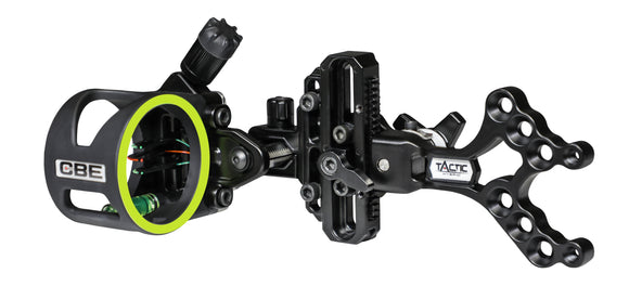 CBE Tactic Hybrid, 3 Pin, 0.019'' Fibers SIGHT