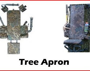 TREE APRON HUNTING PACK VEST