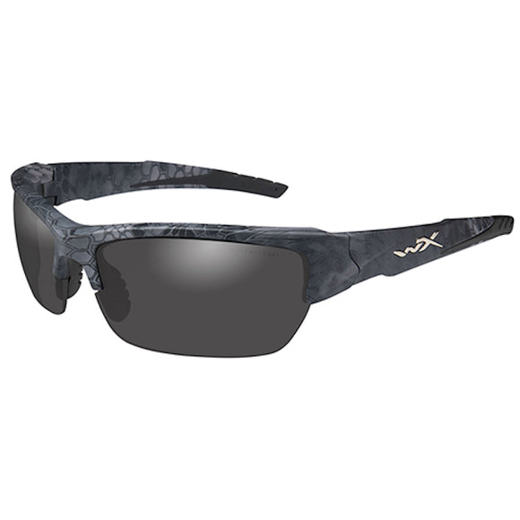 WX VALOR Polarized Smoke Grey/ Kryptek® Typhon™