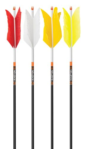Easton Arrow, Bowhunter Flu Flu Feathers 400 (EA)