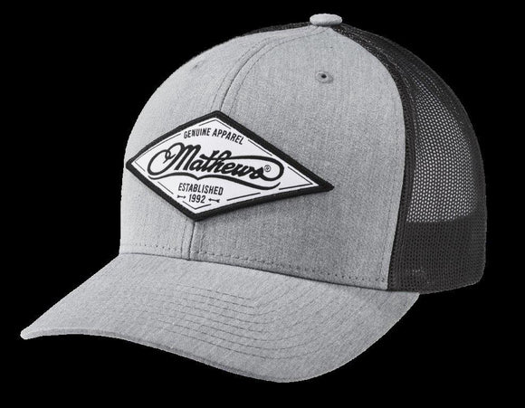 MATHEWS Diamond Cap - Black