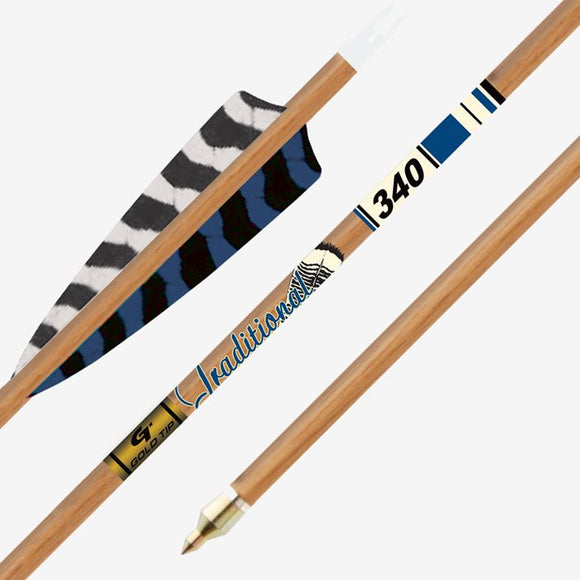 GOLD TIP ARROW TRADITIONAL XT (.246) 500 5