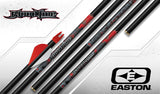 EASTON ARROW Bloodline 240 2'' Blazer Vanes (6PK)