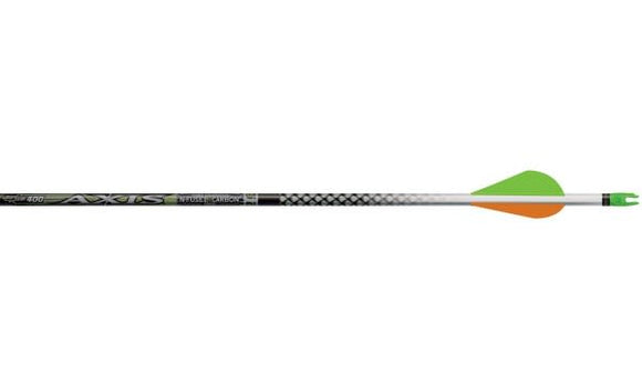 EASTON ARROW Axis 6mm 300 Under Armour 2'' vanes 300 (EA)
