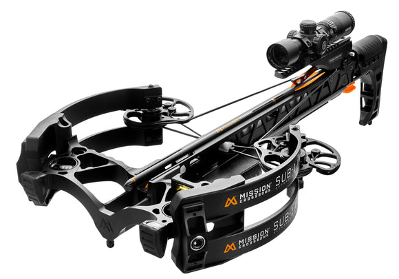 MISSION CROSSBOW Sub 1 XR Black Pro Kit