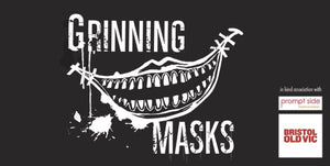 Grinning Man Masks- Collaboration #1