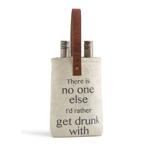 ONLY YOU DOUBLE WINE BAG