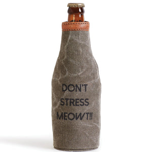 DON'T STRESS BOTTLE COVER