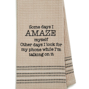 AMAZE DISHTOWEL- SET OF 2