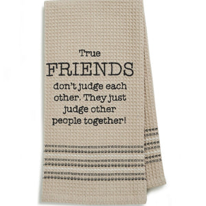 FRIENDS DISHTOWEL- SET OF 2