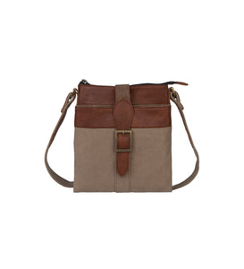 INTERMIX CROSSBODY, STONE