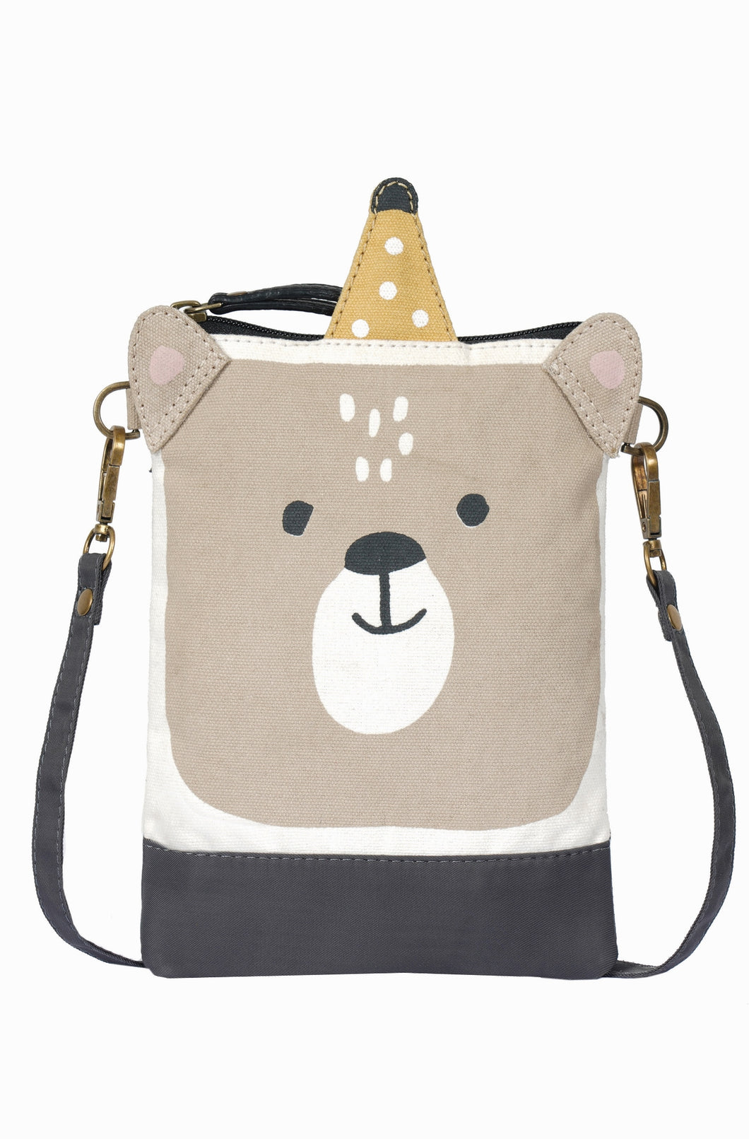 Teddy Bear Kids Sml Crossbody