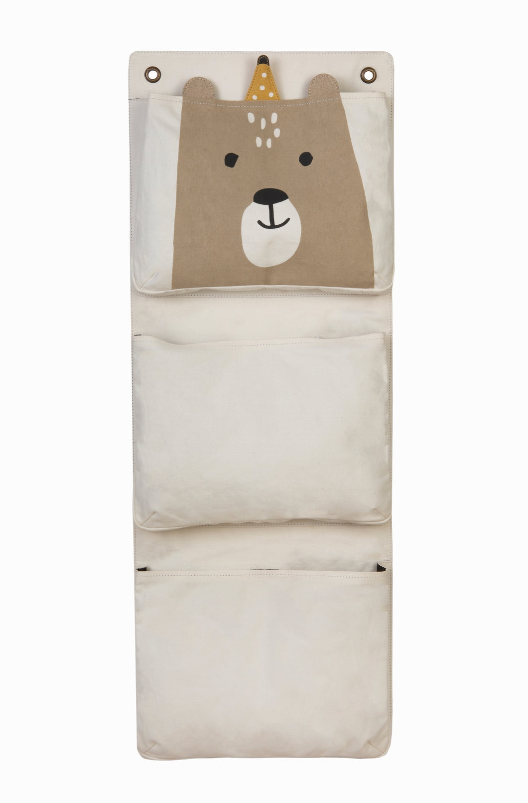 TEDDY BEAR HANGING ORGANIZER