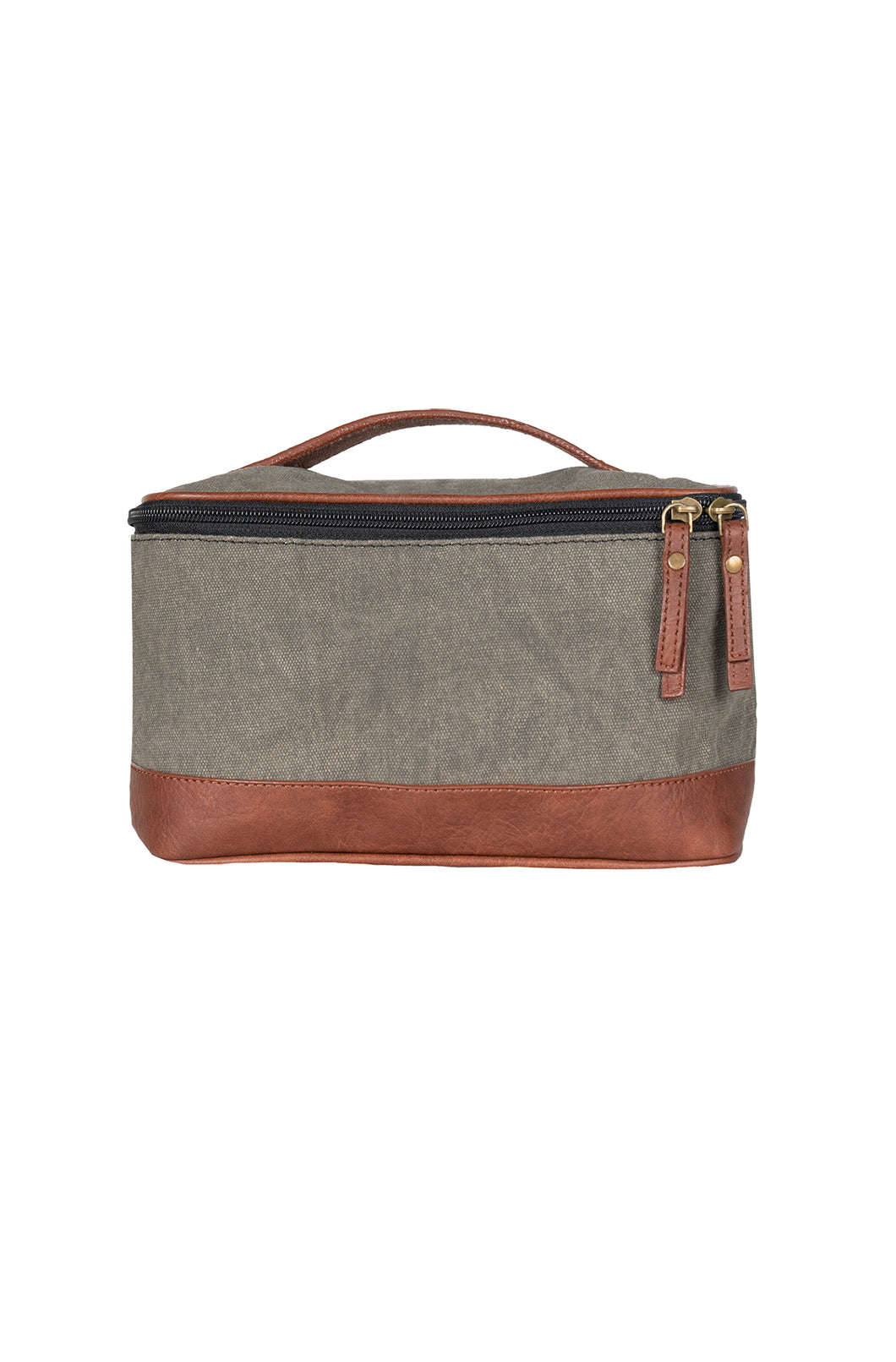 Cove Dopp Kit, Moss