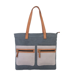 HYDE SHOULDER BAG, SLATE