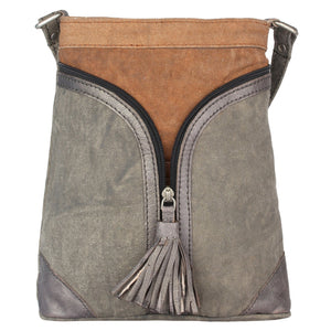 CROSS CITY CROSSBODY, SMOKE