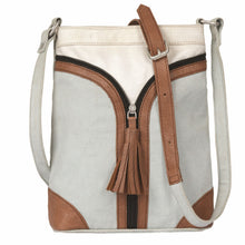 Load image into Gallery viewer, CROSS CITY CROSSBODY, SMOKE