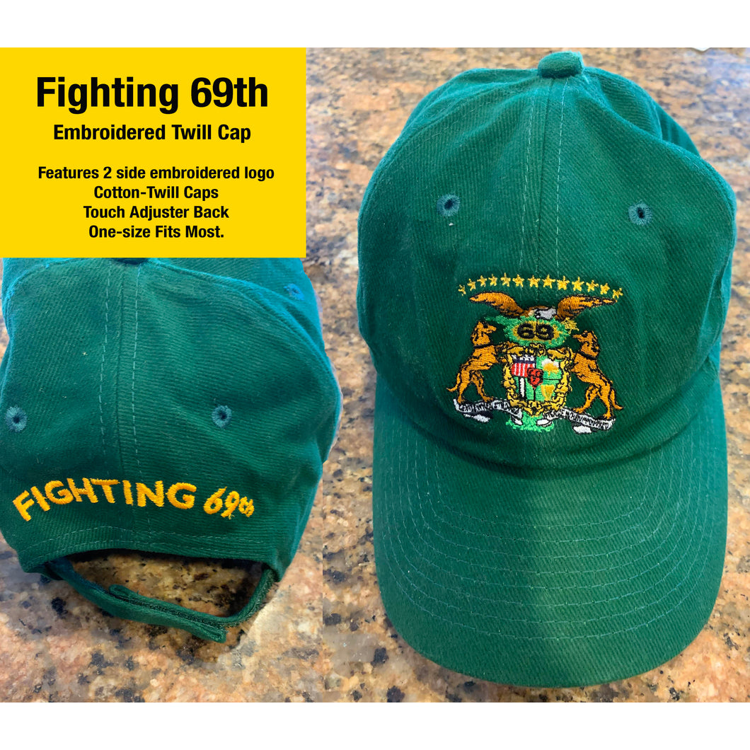 69th Regiment Caps, Green