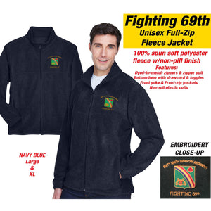 69th Regiment Fleece Jacket