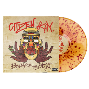 "CK BELLY OF THE BEAST 12"" VINYL"